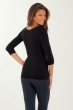 Women's Three-Quarter Sleeve Top - Side View